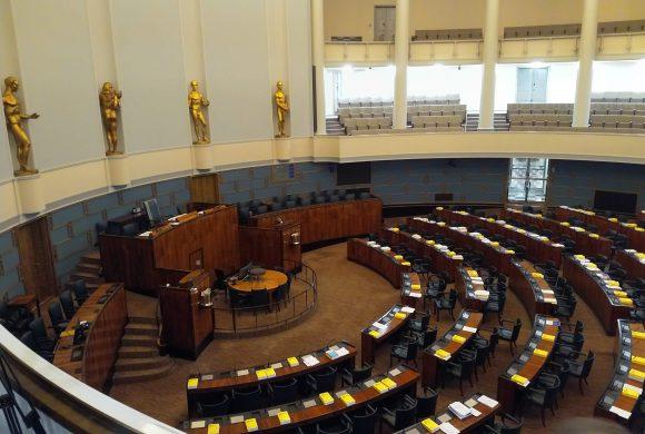 Marraskuussa WoMan vieraili Suomen kauneimmalla työpaikalla